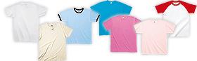 オリジナルTシャツ用素材一覧