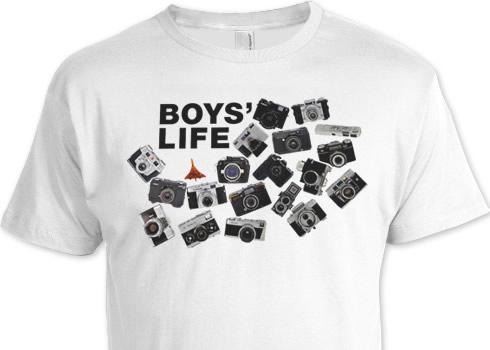 コラージュTシャツ