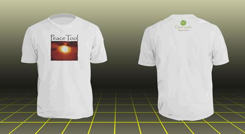 オリジナルTシャツ完成イメージ