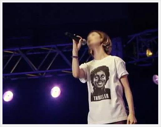 木村カエラさんのTシャツ