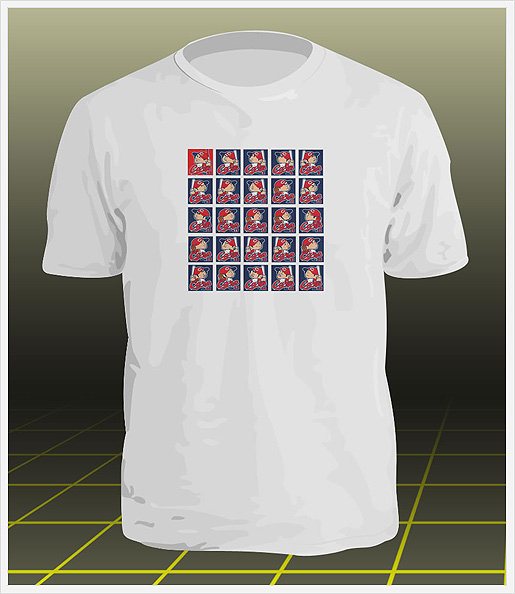 某野球チームTシャツ