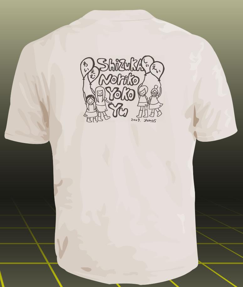 学園祭Tシャツ
